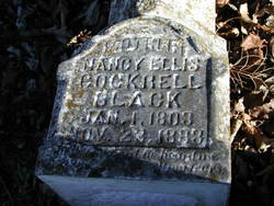 Nancy Ellis <i>Cockrell</i> Black