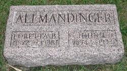 John C Allmandinger