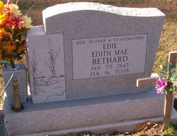 Edith Mae Bethard