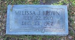 Melissa J <i>Smith</i> Brown