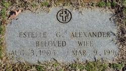 Estelle <i>Gibson</i> Alexander