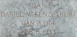 Daniel McKenzie Dan Burt