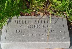 Helen <i>Sellers</i> Alsobrook