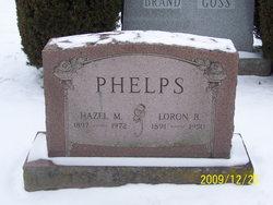 Hazel M. <i>Drew</i> Phelps