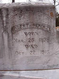Robert Hendrix