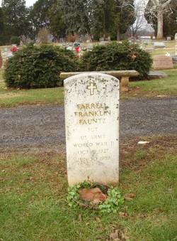 Farrell Franklin Fauntz