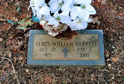 James William Barrett