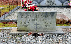 Gladell Elizabeth Burroughs