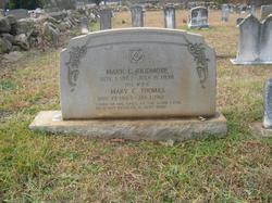 Mary C <i>Thomas</i> Skidmore