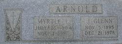 James Glenn Arnold