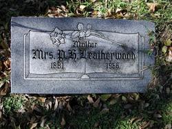 Margaret <i>Helsey</i> Leatherwood
