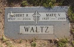Mary V Waltz