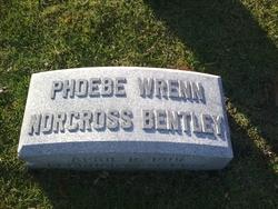 Phoebe Wrenn <i>Norcross</i> Bentley