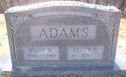 Carl Ray Adams