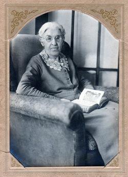 Elizabeth Ann <i>Carr</i> Alexander