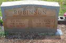 Ida Florence <i>Conaway</i> Robinson
