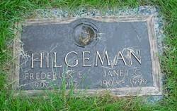 Janet Cameron <i>MacAulay</i> Hilgeman