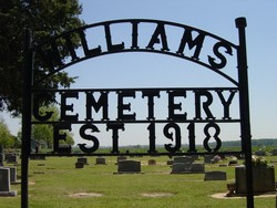 Williams Cemetery