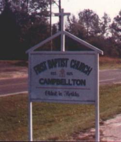 Campbellton Baptist Cemetery