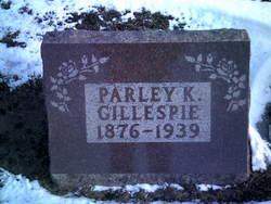 Parley K. Gillespie
