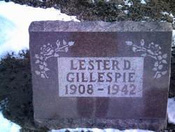 Lester D. Gillespie