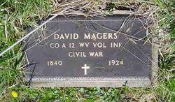 David Magers