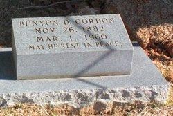 Bunyan Dunbar Gordon