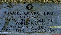 James O Archerd