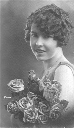 Eva Mae <i>Giboney</i> Hiebert