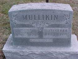 Mary Ann <i>Dowling</i> Mullikin