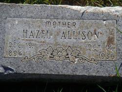 Margaret Hazel <i>Westwood</i> Allison