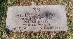 Albert Ray Abee