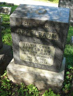 Sylvia <i>Cohn</i> Appelbaum