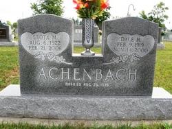 Leota M <i>Burch</i> Achenbach
