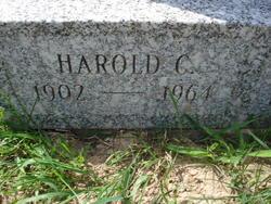 Harold C Granger