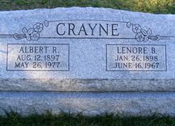 Albert Russell Bert Crayne