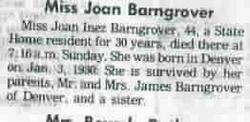Joan Inez Barngrover