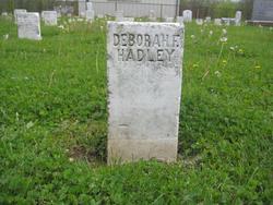 Deborah Frances <i>Gibson</i> Hadley