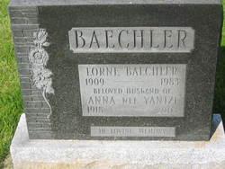 Lorne Baechler