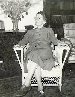 Minnie Florence Thatcher