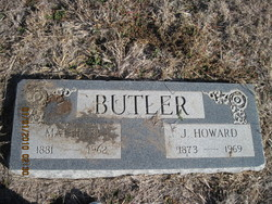 Mattie Bell <i>Anthony</i> Butler