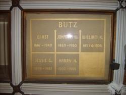 William K Butz
