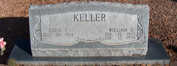 Edna <i>Parmer</i> Keller
