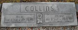 Benjamin Emory Collins