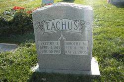 Preston J. Eachus