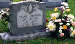 Velma Louise <i>Swims</i> Morgan