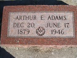 Arthur E Adams