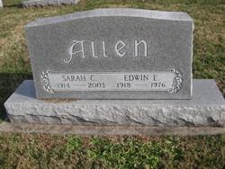 Edwin E. Allen