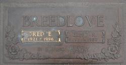 Elno Ruth <i>Wagner</i> Breedlove