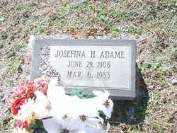 Josefina <i>Hernandez</i> Adame